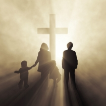 Christian Family at the Cross Istock File #: 1673165 © Mike Kiev