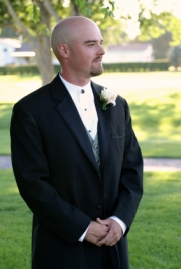 Wedding Groom Waits