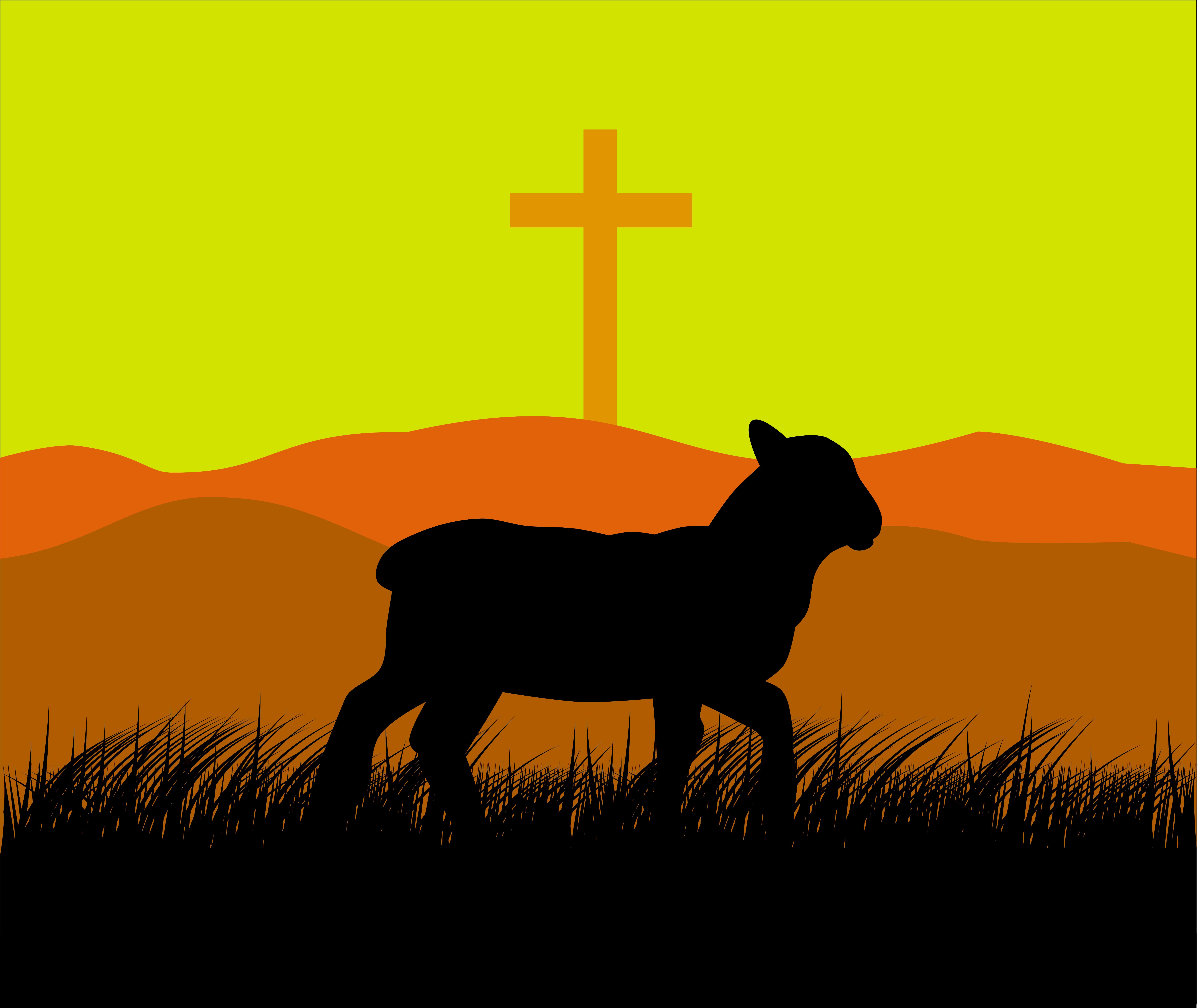 my god is u2026the lamb john 1 29 god is