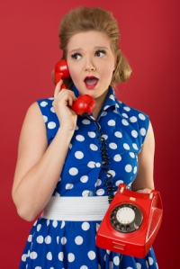 Listening-on-phone