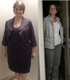 Left December 2010 - Right October 2013